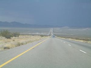 Interstate 40 West